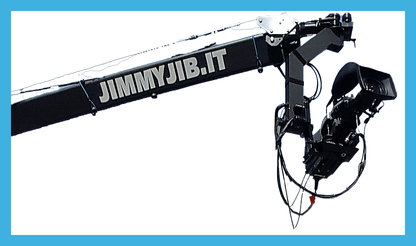 Rental Jimmy jib in Italy service camera crew
